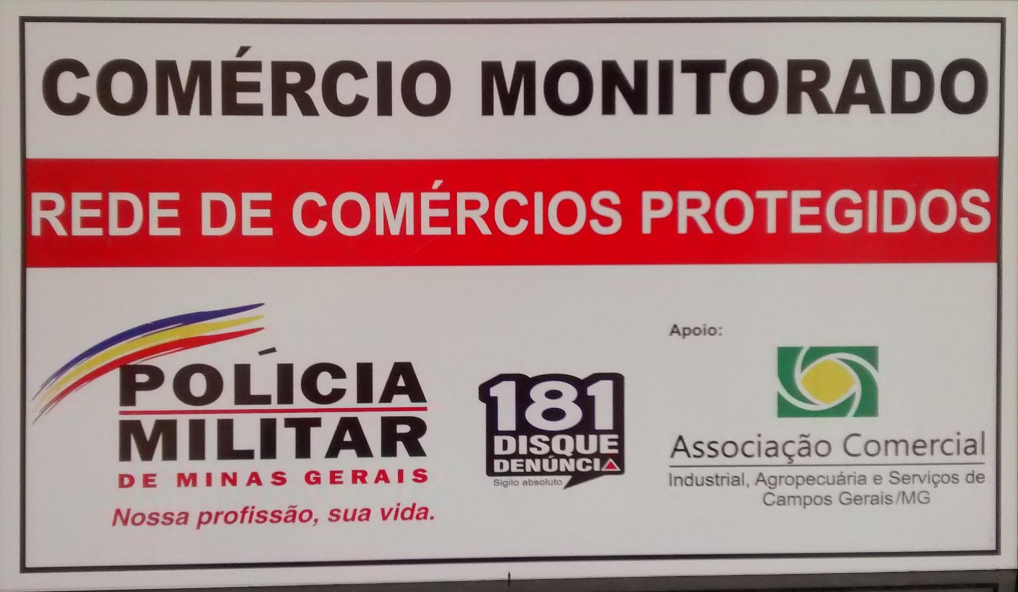 REDE DE COMÉRCIOS PROTEGIDOS